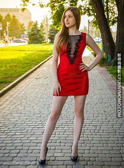 烏克蘭美女-達莎
