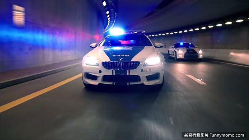 杜拜警車-寶馬M6(BMW)