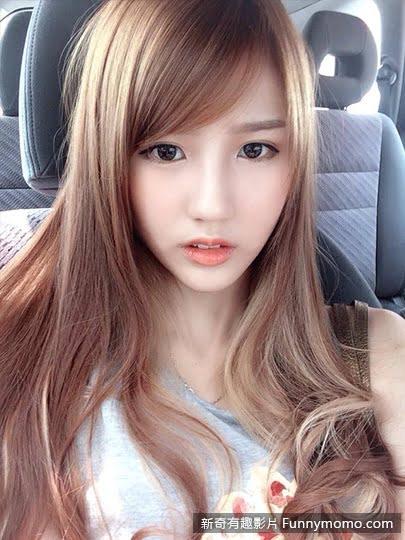 朱主愛(Joyce Chu)韓風裝扮