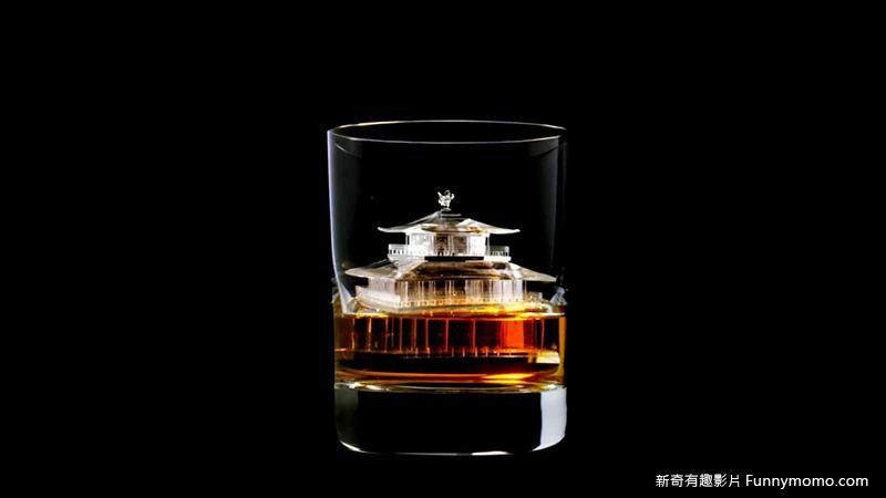 3D冰雕-金閣寺