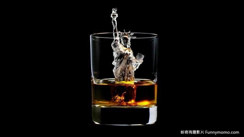 3D冰雕-自由女神